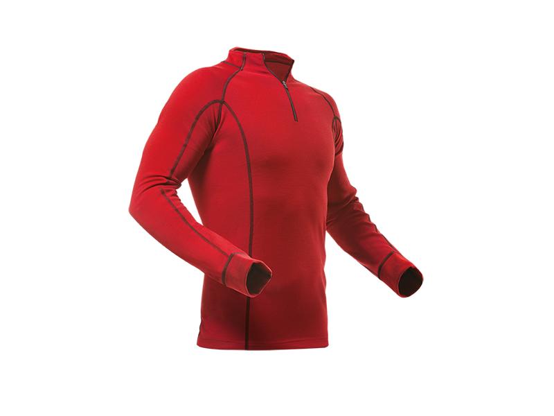 Merino-Modal Shirt langarm